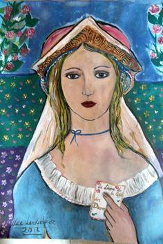 Christine de Pizan : La Cité des Dames (et clin d'œil vers Polyen)