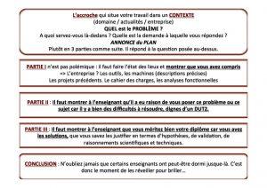 Communication Rapport Et Soutenance Eurêka