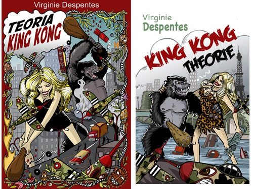 King Kong Théorie, Virginie Despentes