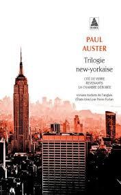 Trilogie Newyorkaise, 1. Cité de verre de Paul AUSTER