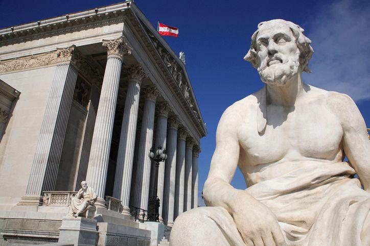 La Grèce antique à la découvert de la liberté, de Jacqueline de Romilly