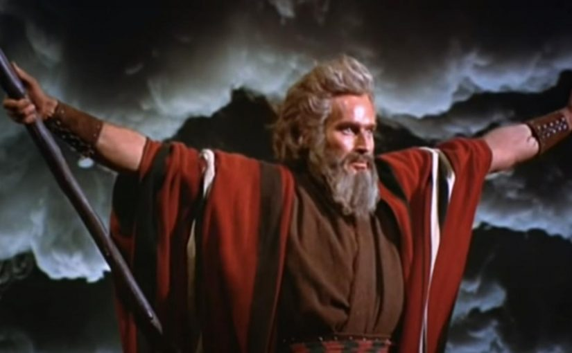 Interprétations de Moïse