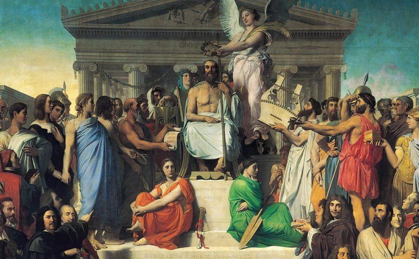 La religions des Grecs, de Roland Crahay